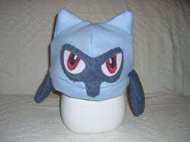 Riolu hat by PokeMama