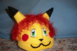 Pikachu hat - customized by PokeMama