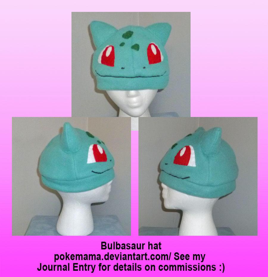Bulbasaur hat by PokeMama