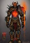 Warrior concept gear by itzaspace