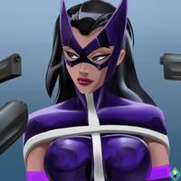 Huntress by SuperSaiyan3Scooby