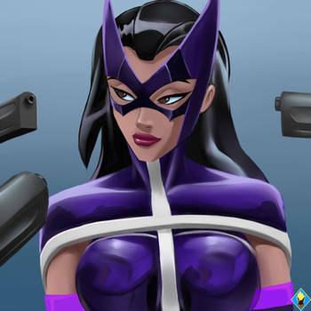 Huntress by SuperSaiyan3Scooby