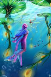 Hi Fishy :D by SuperSaiyan3Scooby