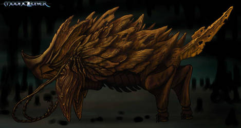 Ferroceros (by SpectralNebulaAdopts) by SuperSaiyan3Scooby