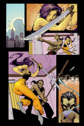 Sequential Page by greenjaygraphic