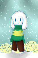 Asriel by Marfisell