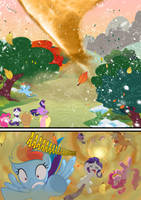 MLP - Timey Wimey page16 by Light262