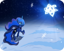 [MLP Fanart] Winter memory by Light262
