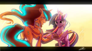 [Color sketch] Tempora first friend by Light by Light262