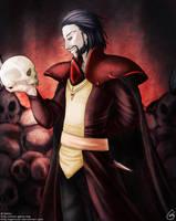 My skull by Getsuart