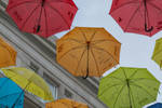 The ADHD umbrellas in Liverpool 1 by ianwh