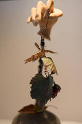 a photograph of a sculpture I did a while ago by ianwh