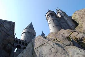 Hogwarts Castle 8 by Prue126