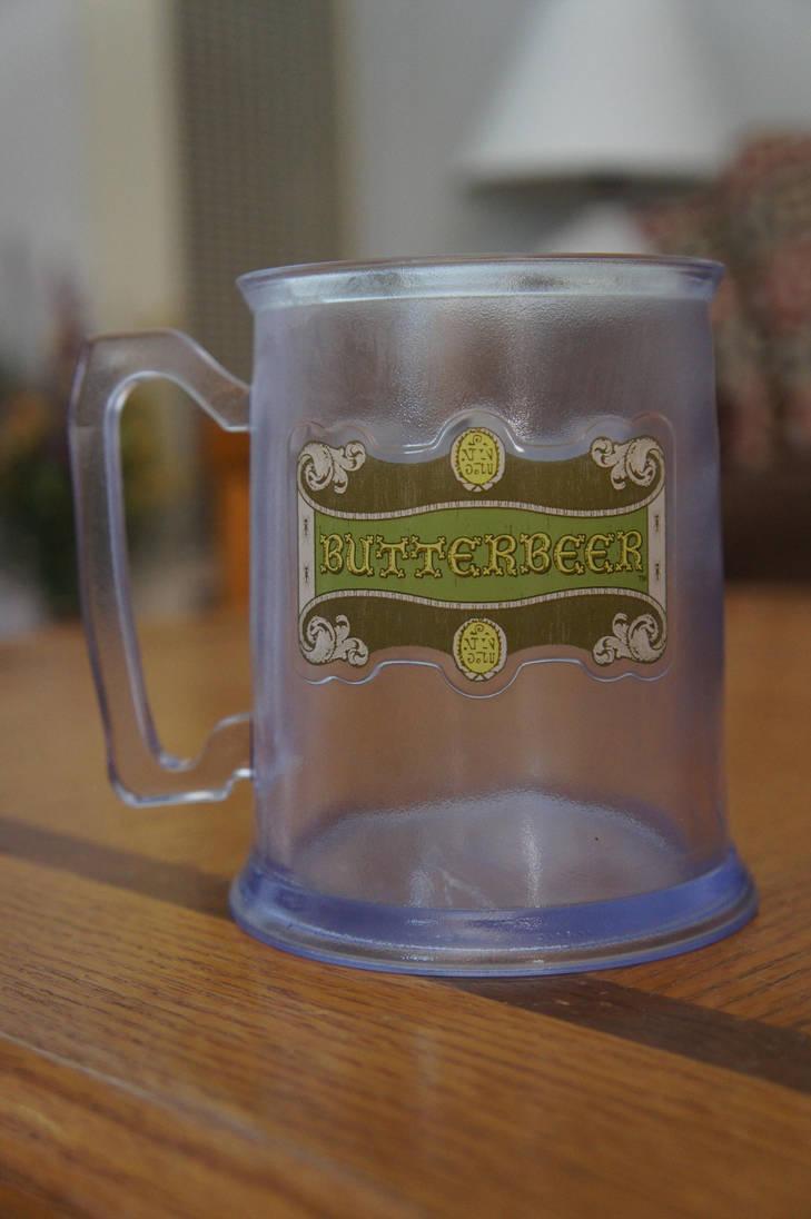Butterbeer Stein Cup by Prue126