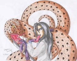 The son of Orochimaru by Seto01