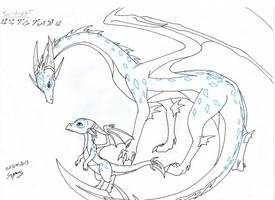 Twilight dragon 1 by Seto01