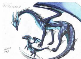 Twilight dragon 2 by Seto01