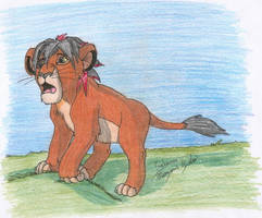 seto lion by Seto01