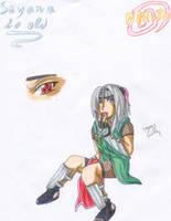 Sayana : 20 old by Seto01