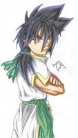 Sasuke Kon by Seto01