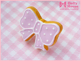 Cookie Bon-Bon Ring by Dolly House by SweetDollyHouse