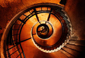 Stairs II by KennethLehtinen