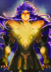 Gemini Saga by claudiakat