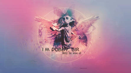 Dobby the elf by HappinessIsMusic