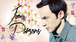 Jim Parsons wallpaper 19 by HappinessIsMusic