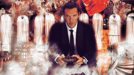 Benedict cumberbatch wallpaper 70 by HappinessIsMusic