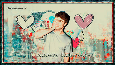 Daniel Radcliffe wallpaper 13 by HappinessIsMusic