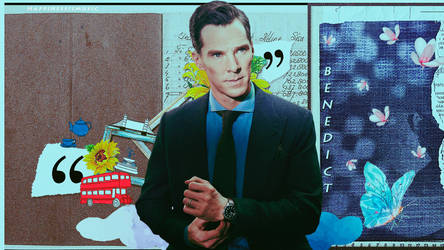 Benedict cumberbatch wallpaper 72 by HappinessIsMusic
