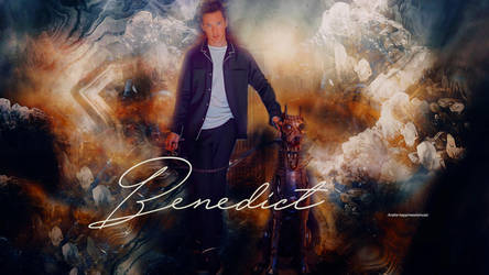 Benedict cumberbatch wallpaper 73 by HappinessIsMusic
