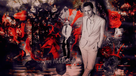 Tom Hiddleston wallpaper 31 by HappinessIsMusic