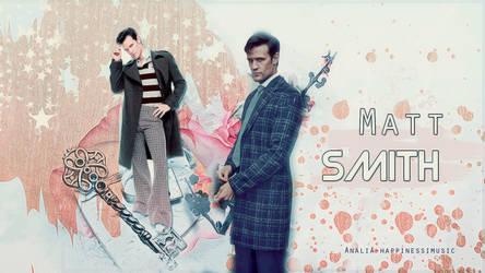 Matt Smith wallpaper 26 by HappinessIsMusic