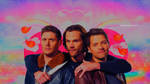 Supernatural wallpaper 11 by HappinessIsMusic