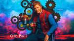 Chris Pratt wallpaper 08 by HappinessIsMusic