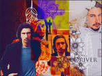 Adam Driver blend 10 by HappinessIsMusic