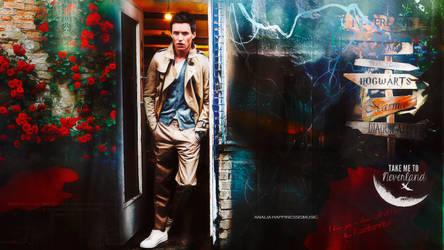 Eddie Redmayne wallpaper 42 by HappinessIsMusic