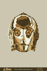 C-3PO by blissard