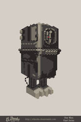 Gonk by blissard