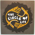Circle of Life: Painting by blissard
