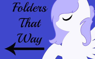 Folders That Way :3 by CrystalHeartlight