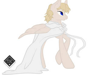 Owari No Seraph/My Little Pony Crossover - Mikaela by CrystalHeartlight