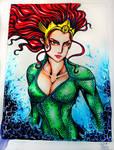 Princess Mera of Xebel by Ranchii101