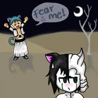 Fear meh 8D by watermelonxD