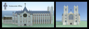 Westminster Abbey in 3D by ricksd