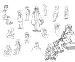 little drawings by ricksd
