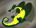 Flying Dragon by ricksd
