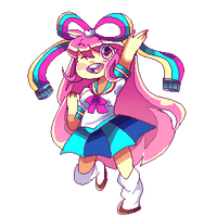 letter a art giffany gif by ozangel on deviantart 6433